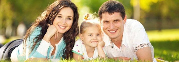 Chiropractic Waxahachie TX Happy Family