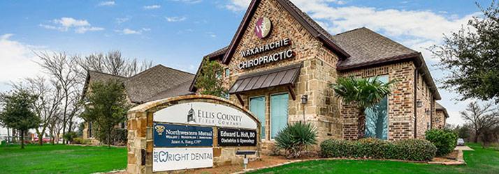 Chiropractic Waxahachie TX Office